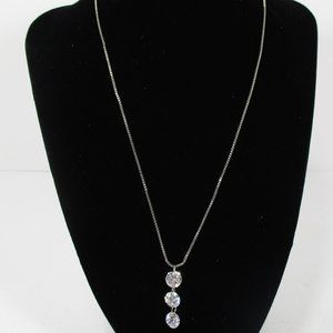 6.00 CTW Naked Drill Necklace NWOT
